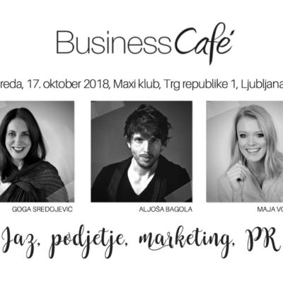 Zory Events, Business CAfé event