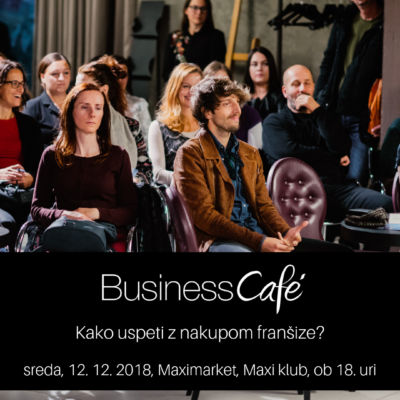 Business Cafe event, Zory Events