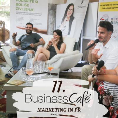 11. Business Café Slovenia