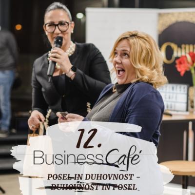 12. Business Café Slovenija, Zory Events